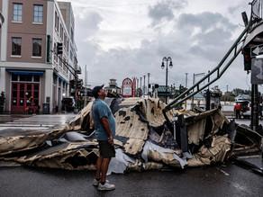 """EU moviliza ayuda tras """"catastrófico"""" huracán Ida"""