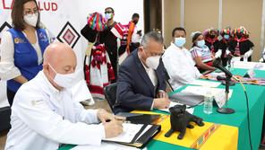Reafirma Dr. Pepe Cruz compromiso con la salud de la Región Altos Tsotsil-Tseltal