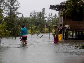 Huracán Iota causa estragos en Centroamérica con vientos extremos e inundaciones
