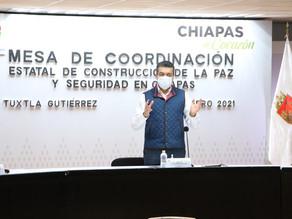 Esta semana iniciará aplicación de vacuna anti COVID-19 en Chiapas