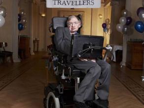 Cinco datos para recordar a Stephen Hawking en su cumpleaños