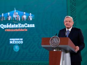AMLO asegura que México protege a migrantes pese a masacre en el norte