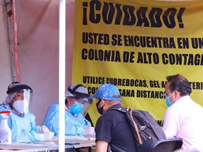 México acumula 263.470 muertes y 3.433.511 casos por coronavirus