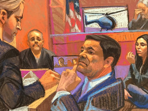 El Chapo Guzmán es declarado culpable en juicio de EUA