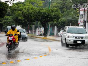 Huracán Grace que amenazaba a cuatro regiones de Chiapas se disipa a tormenta tropical