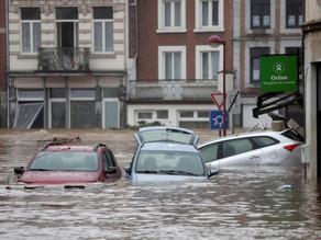 Inundaciones y derrumbes en Europa deja decenas de muertes