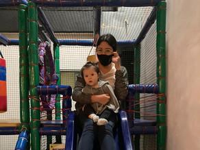 La aventura de ser mamá: Una mamá feliz