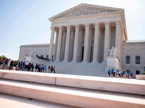 La Corte Suprema decidirá sobre el muro y la dura política de asilo de Trump