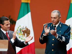 """""""Operación Padrino"""" tumba la red narco del exsecretario de Defensa Cienfuegos"""