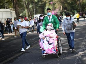México reporta 17.408 nuevos casos de coronavirus, la mayor cifra desde enero