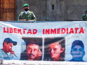 ONU-DH pide al Senado el aval para investigar desapariciones