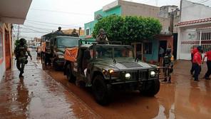 Huracán Pamela toca tierra en México dejando intensas lluvias y daños menores