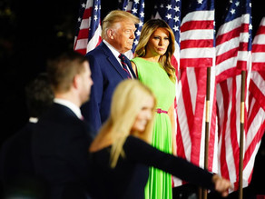 Trump acepta la candidatura republicana a la reelección como presidente de EUA