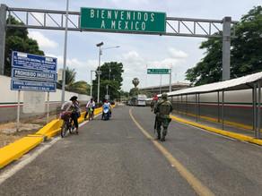 Entrada de migrantes a México debe ser ordenada: Coparmex