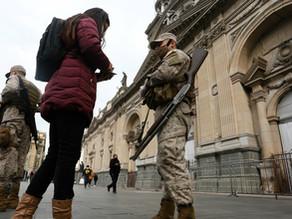 Darán hasta cinco años de cárcel por incumplir cuarentena en Chile