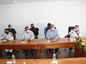 Desde Mapastepec invita Llaven Abarca a cerrar filas por la seguridad