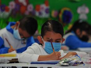 México avisa que habrá clases presenciales aunque semáforo epidémico sea rojo