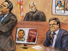 """Sentencia contra """"El Chapo"""" se pospuso para el 17 de julio"""