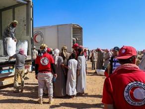 La ONU reactiva la ayuda transfronteriza en Siria