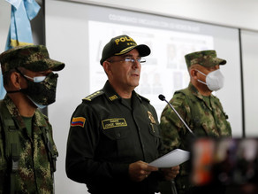 Colombia dice que un exfuncionario de Haití dio la orden del magnicidio