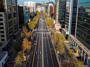 Chile impone toque de queda por COVID-19