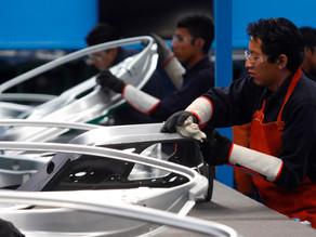 Sector automotor mexicano se recupera tras una caída general del 30 % este año
