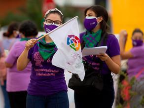Hondureñas conmemoran su día exigiendo despenalizar el aborto y fin de violencia
