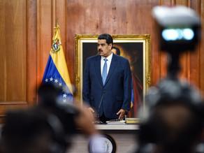 """EU acusa a Maduro de """"narcoterrorismo""""; ofrece 15 mdd por su arresto"""