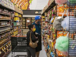 Confianza del consumidor cae 13.2 puntos por el Covid
