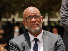 El primer ministro de Haití destituye al fiscal que solicitó investigarlo