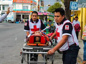Temen alza en accidentes automovilísticos ante reapertura de bares y cantinas