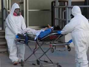 México reporta 203 nuevas muertes y 1.292 nuevos contagios por covid-19