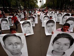 Detienen a primer militar por la desaparición de los 43 de Ayotzinapa