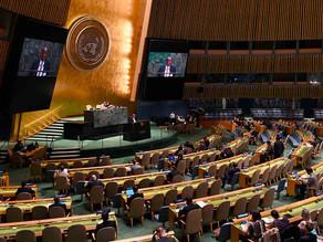 México entre los países elegidos para el Consejo de la ONU en 2021-2022