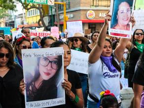 Familiares de víctimas de feminicidio viajarán a la CDMX