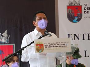 En Chiapas erradicar la violencia en los hogares es prioridad: Llaven Abarca