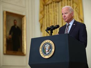 Biden reconoce que los talibanes tienen más fuerza que nunca desde 2001