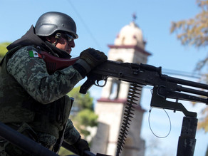 Investigan muerte de un funcionario a manos de la Guardia Nacional