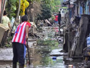 Iota y Eta dejaron a Honduras en lo que significa su nombre