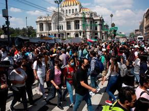 México ubica a 20 de 32 estados del país en riesgo bajo frente a la covid-19