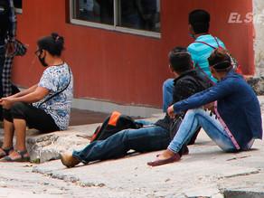 Más de mil migrantes han dado positivo a Covid-19