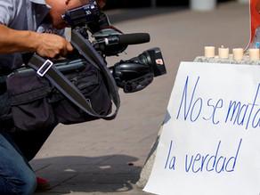 Segob reconoce el asesinato de 43 periodistas y 68 activistas desde 2018