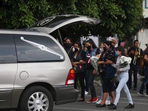 México reporta 857 nuevas muertes y 7.829 contagios por covid-19
