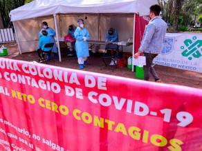 México reporta 259 muertos y 6.837 contagios de la covid-19