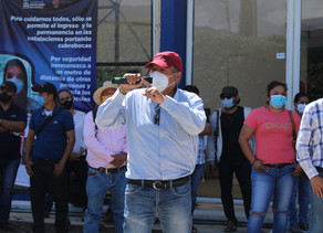 Víctor Pinot le ha hecho mucho mal a los trabajadores del Cobach