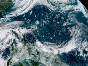 La inusual Tormenta Eta que volverá a convertirse en huracán y podría golpear a Florida dos veces
