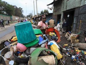 """El plástico contamina """"de forma desmedida"""" a las comunidades vulnerables"""
