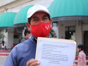 """Incertidumbre en colonia de Villaflores ante """"freno"""" a obra de Banco del Bienestar"""