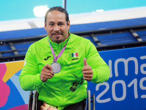 Rangel gana plata en adiós