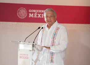 López Obrador prevé normalización de turismo en el sureste